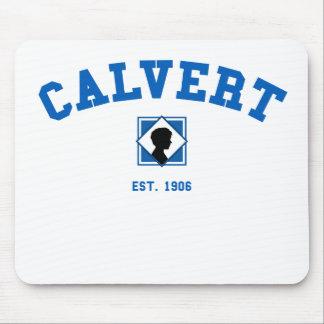 Cojín de ratón de la educación de Calvert Alfombrilla De Ratón
