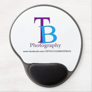 Cojín de ratón de la fotografía de la TB Alfombrilla Gel