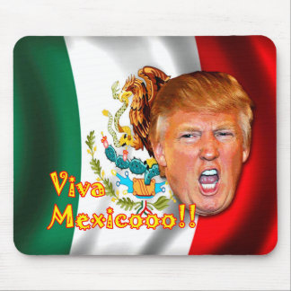 Cojín de ratón de ViVa México del triunfo de Alfombrilla De Ratón