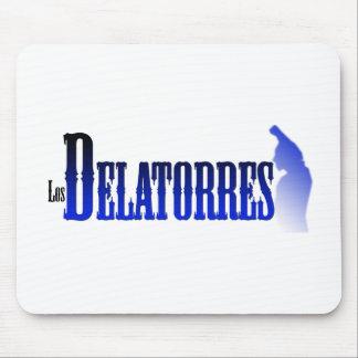 Cojín de ratón del Los Delatorres Alfombrillas De Ratón