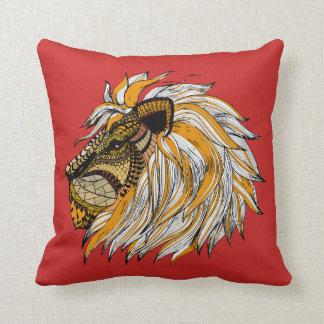 Cojín decoración León