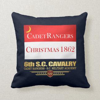 Cojín Decorativo 6to Caballería del SC (guardabosques del cadete)