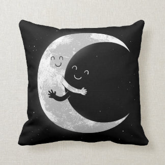 Cojín Decorativo Abrazo de la luna