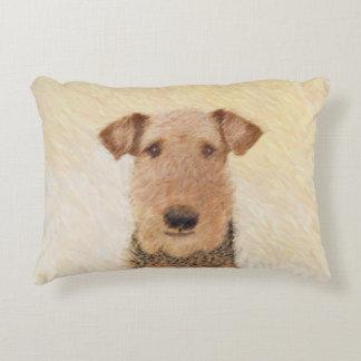 Cojín Decorativo Airedale Terrier