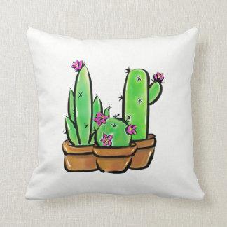 Cojín Decorativo Alegría del cactus