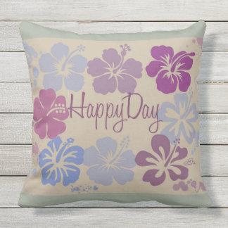 Cojín Decorativo Almofada Happy Day