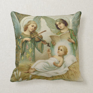 Cojín Decorativo Almohada: Gloria en Excelsis Deo