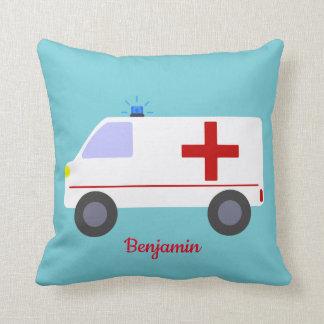 Cojín Decorativo Amortiguador de la ambulancia