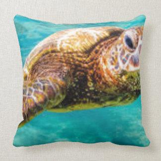 Cojín Decorativo Amortiguador de la tortuga de mar