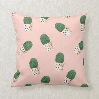 Cojín Decorativo Amortiguador del cactus