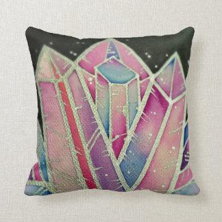 Cojín Decorativo Amortiguador mágico del cristal del arco iris