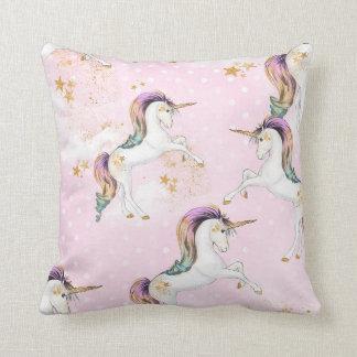 Cojín Decorativo Amortiguador mágico del unicornio