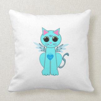 Cojín Decorativo Angel cat