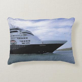 Cojín Decorativo Arco liso del barco de cruceros