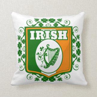 Cojín Decorativo Arpa del día de St Patrick