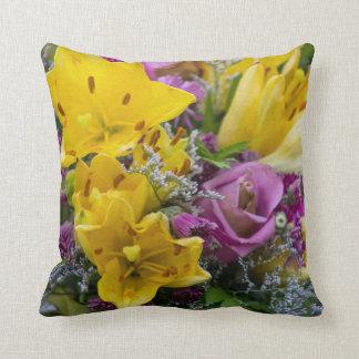 Cojín Decorativo Arreglo floral