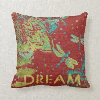 Cojín Decorativo Arte de la palabra - sueño
