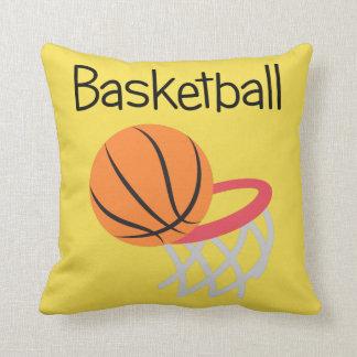 Cojín Decorativo Baloncesto