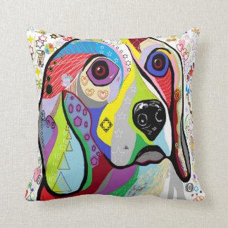 Cojín Decorativo Beagle
