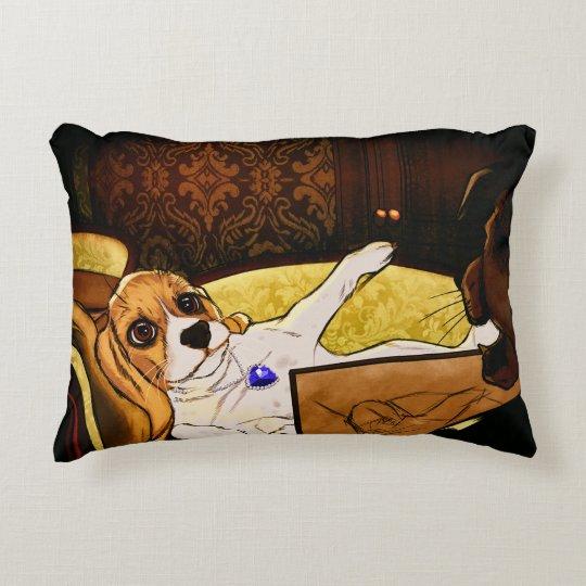 Cojín Decorativo Beagle Retrato · Rose en Titanic