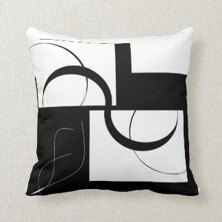 Cojín Decorativo black&white