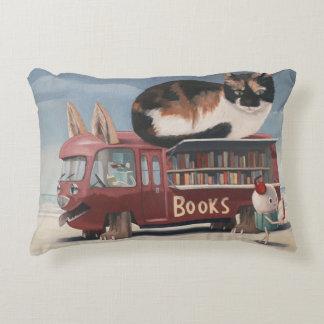 Cojín Decorativo Bookmobile