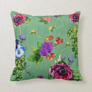 Cojín Decorativo Bosque encantado floral