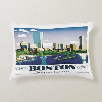 Cojín Decorativo Boston, Massachusetts