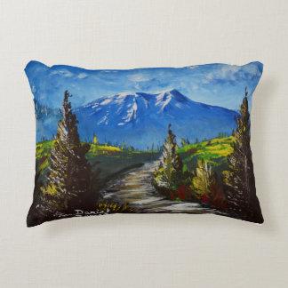 Cojín Decorativo Camino de la montaña