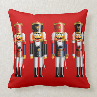 Cojín Decorativo Cascanueces de Navidad