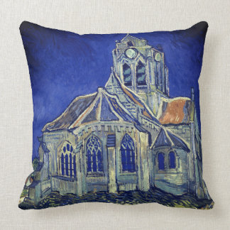 Cojín Decorativo Catedral de Van Gogh