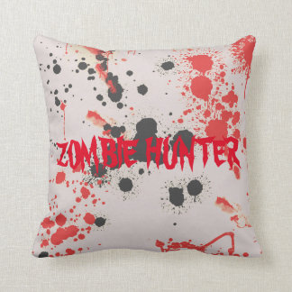 Cojín Decorativo Cazador del zombi