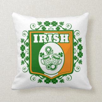 Cojín Decorativo Cerveza del día de St Patrick