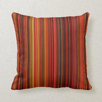 Cojín Decorativo Color caliente - estilo de moda - modelo de la