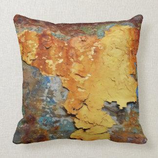 Cojín Decorativo Colors of Rust Ro2.0, especie de herrumbre