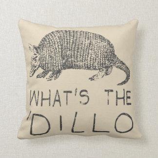 Cojín Decorativo ¿Cuál es el Dillo?
