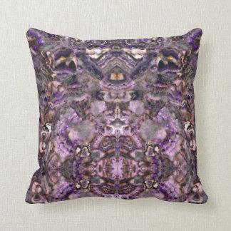 Cojín Decorativo Cuarzo púrpura