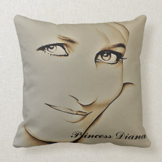 Cojín Decorativo Cuote Princess Diana