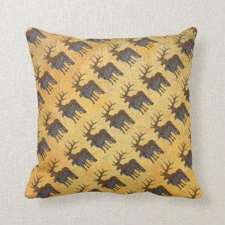 Cojín Decorativo Deerhound & deer