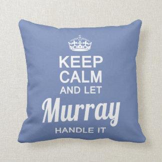 Cojín Decorativo Deje Murray manejarlo