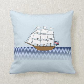 Cojín Decorativo Diseño del velero