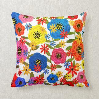 Cojín Decorativo Diseño floral 38182