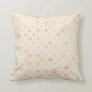 Cojín Decorativo Diseño sutil en colores en colores pastel