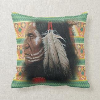Cojín Decorativo Dos plumas