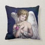 Cojín Decorativo Dulce Boda Cupido o Parte de compromiso