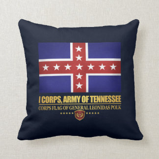 Cojín Decorativo Ejército de Tennesse (Polk)