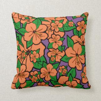 Cojín Decorativo El hibisco florece #5