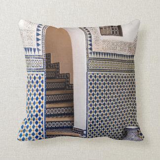 Cojín Decorativo Entrada tejada marroquí