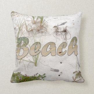 Cojín Decorativo Es la playa