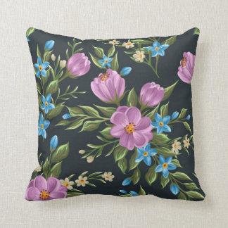 Cojín Decorativo Estampado de flores de Beautful